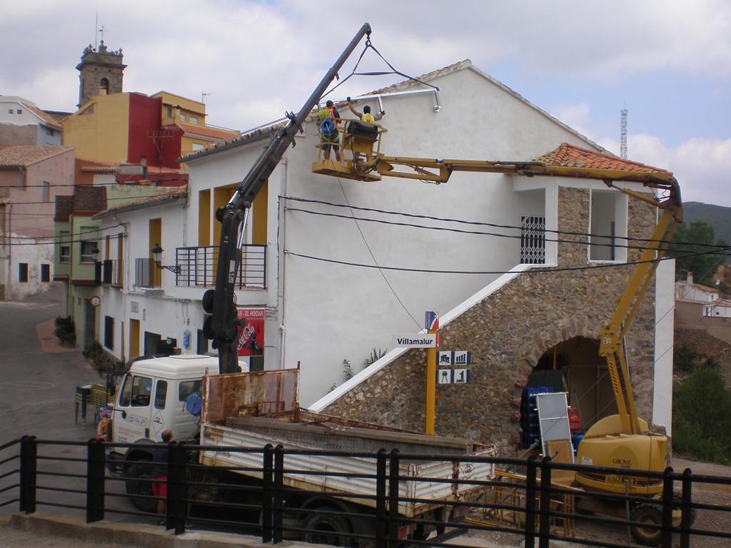 Energ a solar y fotovoltaicas castellon instalaciones - Electricistas en castellon ...